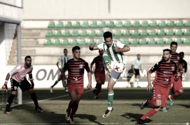 Empate a nada entre Betis Deportivo y Mérida