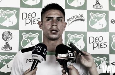 """Juan Quintero: """"El ascenso es una motivación"""""""