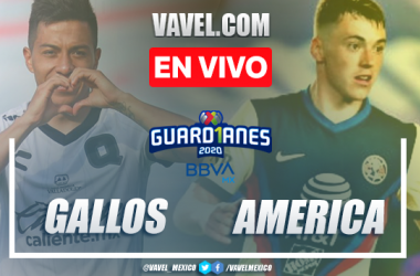 Querétaro 4-1 América: goles y resumen Liga MX 2020