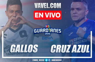 Resumen y goles Querétaro 1-0 Cruz Azul en Liga MX Guard1nes 2020