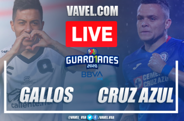 Goals and Highlights: Querétaro 1-0 Cruz Azul, Guard1anes 2020 Liga MX