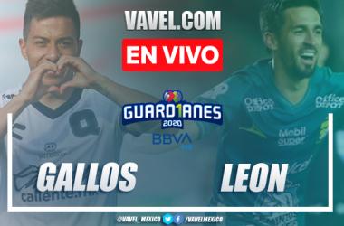 Querétaro 2-3 León: goles y resumen Liga MX 2020