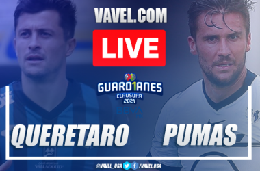 Goals and Highlights Queretaro 2-0 Pumas, 2021 Liga MX