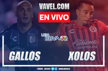 Goles y resumen: Querétaro 3-0 Xolos en Clausura 2020