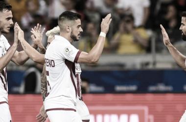 Venezuela goleó 4-1 a Japón en Osaka durante la última fecha FIFA | Fotografía: FIFA