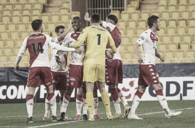Monaco supera Metz nos pênaltis e garante classificação às quartas da Copa da França
