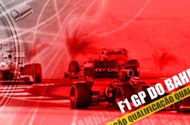 Qualificação GP do Bahrain de F1 2015