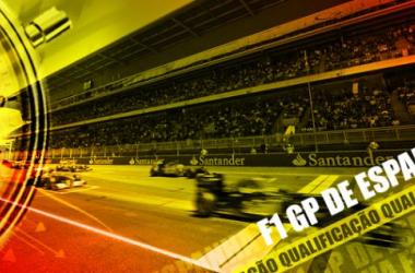 Qualificação do GP de Espanha de F1 2015