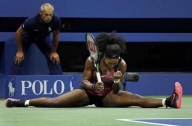 US Open: Serena Williams Survives Three Set Scare To Overcome Bethanie Mattek-Sands