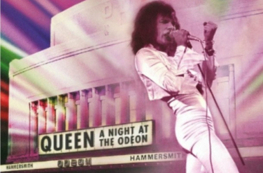 Portada de  'A night at The Odeon, Hammersmith 1975'