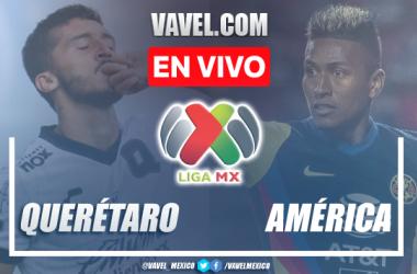Resumen del Querétaro 0-0 América en Liga MX 2021