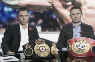 Carl Frampton - Scott Quigg announced for the new year
