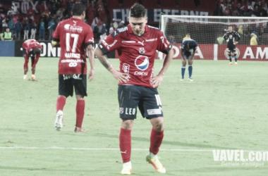 """Fueron seis meses de mucha felicidad"" Juan Fernando Quintero | Foto: VAVEL Colombia - Daniela Paniagua"