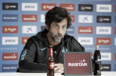"""Sánchez Flores: """"Trataremos de atar ciertos aspectos del juego"""""""
