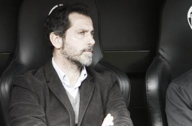 El ex valencianista, Sánchez Flores, dirige al RCD Espanyol