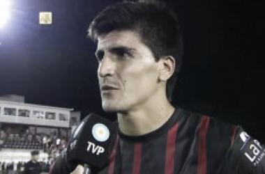 """Matías Quiroga: """"Son tres puntos importantes para la pelea por el descenso"""""""