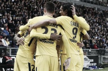 Resumen de la jornada 12 de la Ligue 1