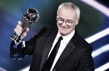 Ranieri venceu a Liga Inglesa com o Leicester (Foto: thesun.co.uk)