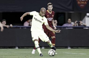 Derrota frente a la Roma que deja ganancia para el Barcelona