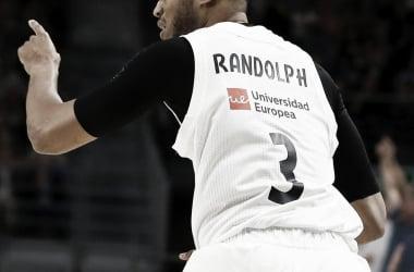Antohony Randolph / @RMBaloncesto