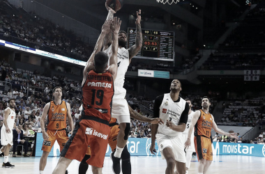 Real Madrid-Valencia Basket / ACB.COM