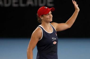 WTA Adelaide Day 4 wrapup: Barty, Sabalenka, Yastremska, Collins reach semifinals