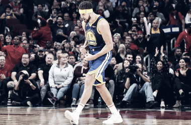 Klay Thompson | Foto: @warriors