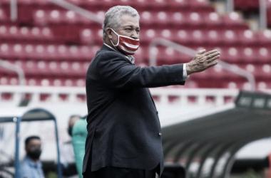 """Víctor Manuel Vucetich: """"Hoy no podíamos perder, necesitábamos esa victoria"""""""