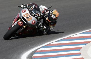 Moto2 Valencia: Rabat conquista l'undicesima pole, Morbidelli stupisce con un terzo posto