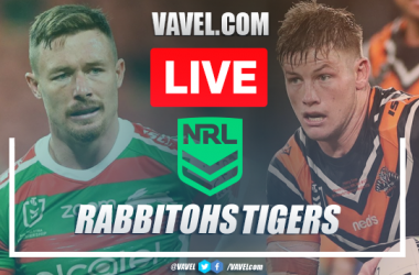 As it happened: South Sydney Rabbitohs 18-10 Wests Tigers in 2020 NRL