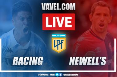 Resumen de Racing vs Newell's (3-1) por la última fecha de la Zona Complementaria de la Copa Diego Armando Maradona