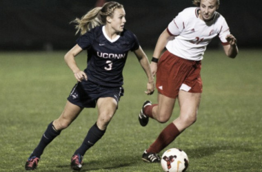 Rachel Hill (left) has signed a professional contract with Orlando. | Source: Sportz Edge