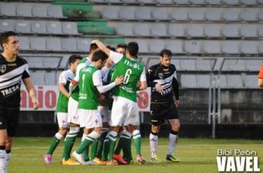 Fotos e imágenes del Racing de Ferrol 2 - 1 C.D. Lealtad, 19ª jornada de Segunda División B Grupo 1