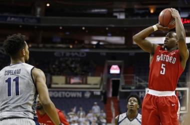 Radford Shocks Georgetown In DC To Add To Wild Opening Week In College Basketball