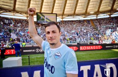 Lazio, Radu è pronto al rientro | www.twitter.com (@OfficialSSLazio)