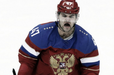 Detroit Red Wings moving closer to deal with Russian winger Alexander Radulov