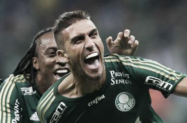 Rafael Marques é um dos destaques do Palmeiras este ano (Foto:Palmeiras/ Divulgação)