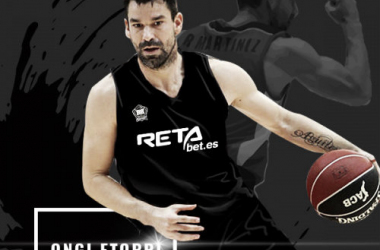 Rafa Martínez llega al Bilbao Basket / bilbaobasket.biz