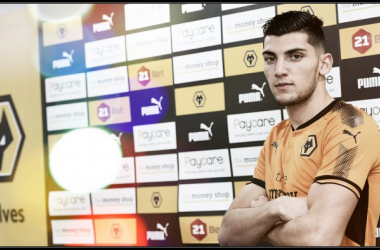 Rafa Mir le dice no al Real Madrid y ficha por el Wolverhampton