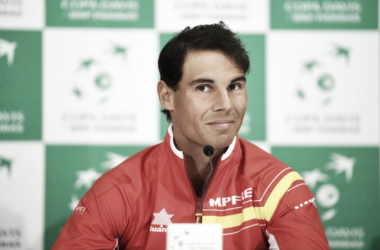 """Rafa Nadal: """"Creo que estoy preparado para competir otra vez"""""""