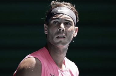 Rafael Nadal, entre las posibles lesiones y la vuelta a los entrenamientos