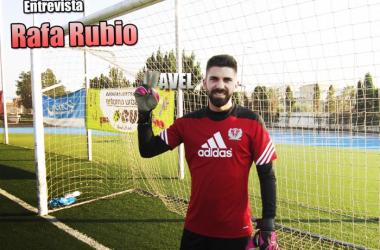 """Entrevista. Rafa Rubio: """"El Nueva Vanguardia me ha dado la confianza que buscaba"""""""