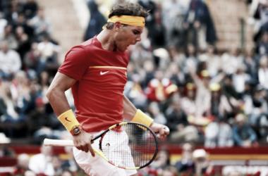 """Rafael Nadal: """"La preparación es justa pero esta semana me va a servir mucho"""""""