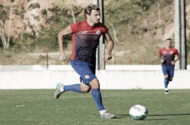 Com base titular, Náutico segue se preparando para jogo contra Ceará