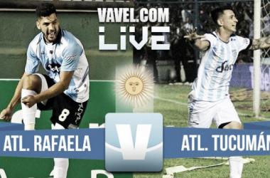 Atlético Rafaela vs Atlético Tucumán en vivo | Foto: VAVEL