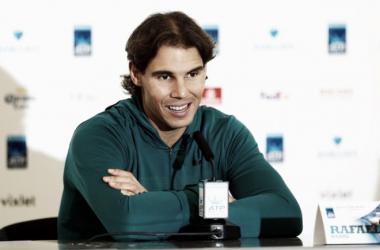 """Rafael Nadal: """"Estoy muy feliz por la victoria y por conquistar este título"""" (Foto: Zimbio)"""