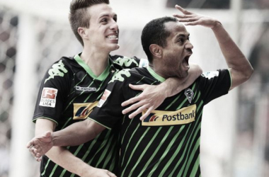 Werder Bremen 0-2 Borussia Mönchengladbach: Foals race into Europe