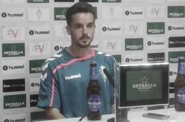 """Rafa de Vicente: """"Me siento confiado y con buen tono físico"""""""
