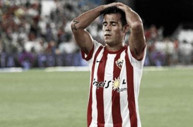 La victoria huye de la U.D.Almería