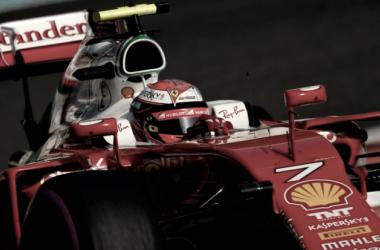 Kimi Raikkonen no quiere especular sobre el orden de parrilla en 2017